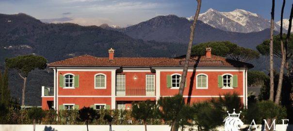 V18124-VA Villa Vendita Forte Dei Marmi