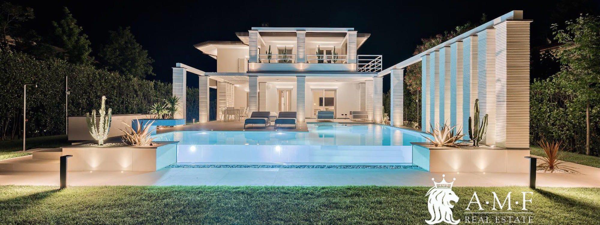 A19007-VA Villa for Rent Forte dei Marmi