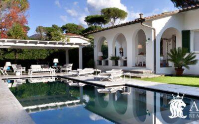 Protected: A19027-RM Villa Affitto con piscina Forte dei Marmi