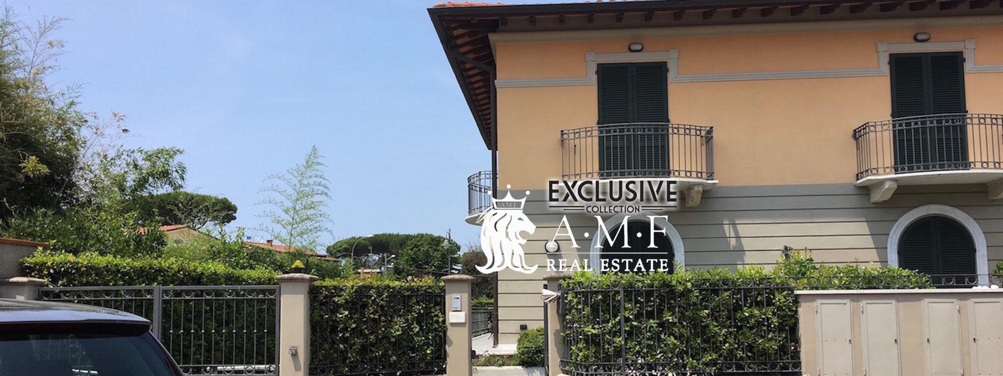 V18113-MDP Villa Vendita Marina di Pietrasanta
