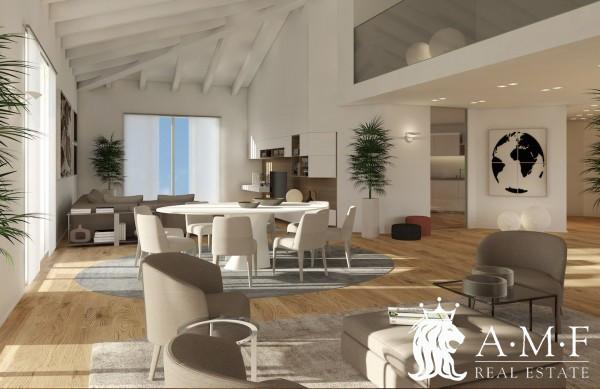 V18106-VA Apartment/Attic for Sale Forte dei Marmi