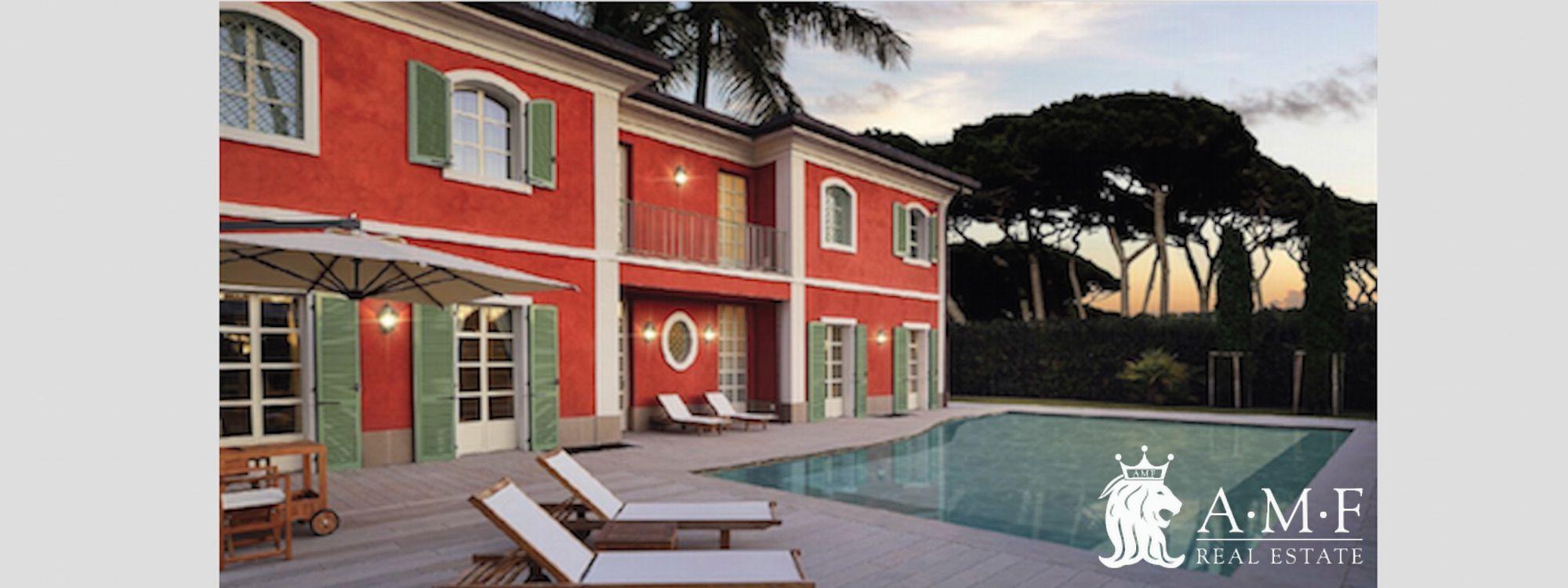 V18124-VA Villa for Sale Forte Dei Marmi