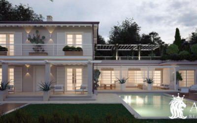 V18127-VA Villa for Sale Forte Dei Marmi
