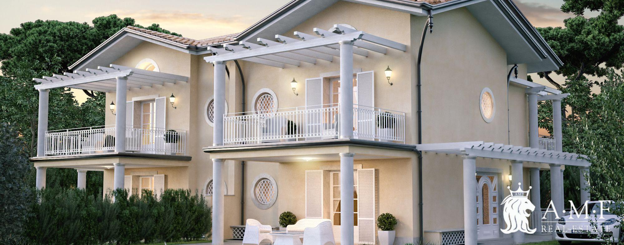 V18130-FDM Villa for Sale Forte dei Marmi