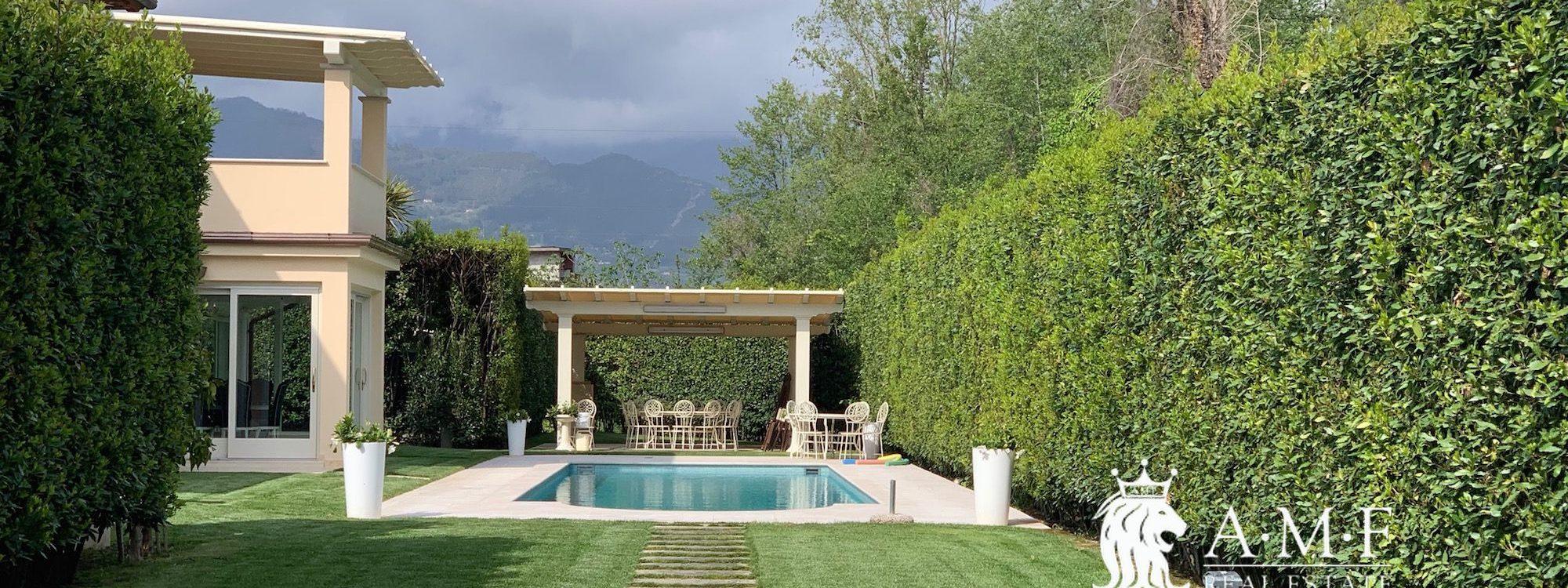 V19125-CO Villa for Sale Forte dei Marmi