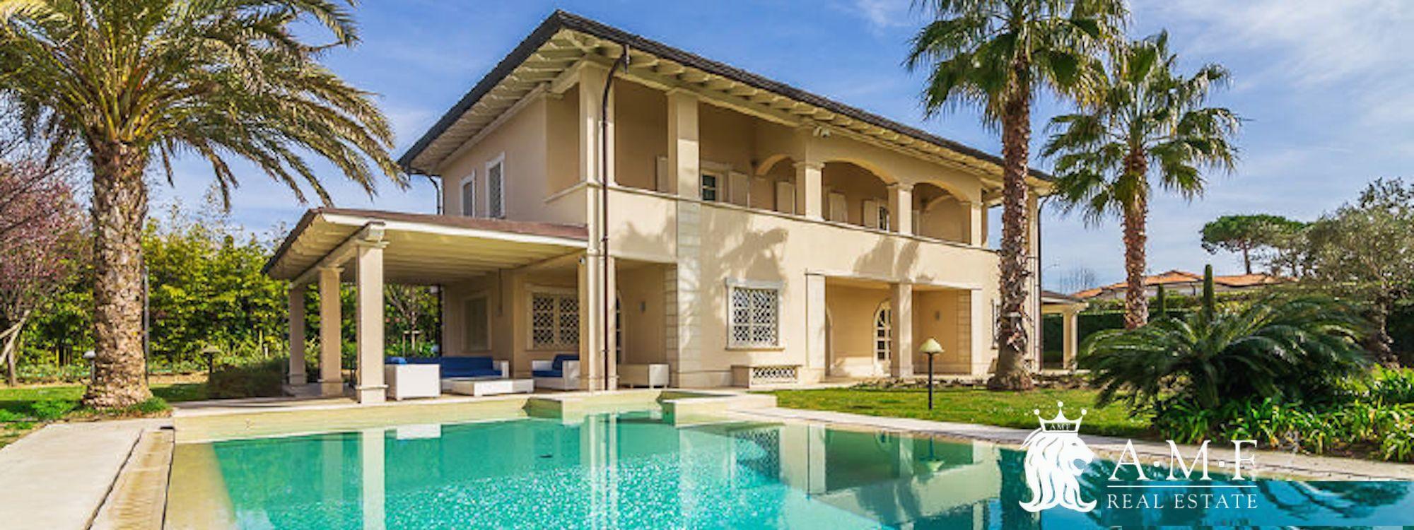 V19140-FDM Villa for Sale Forte dei Marmi