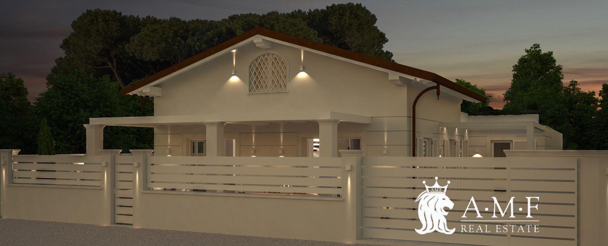 V19142-CS Villa for Sale Forte Dei Marmi