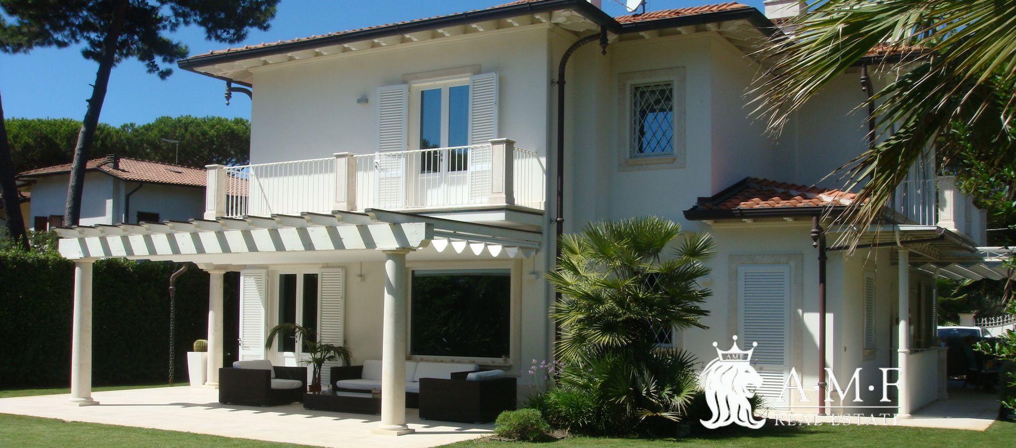 V20112-VA Villa for Sale Forte dei Marmi