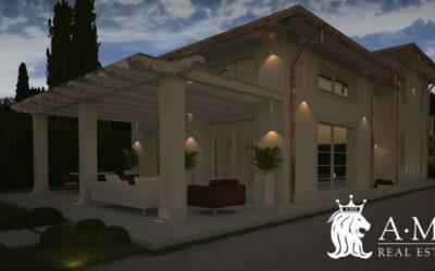 V20120-CO Villa Vendita Forte dei Marmi