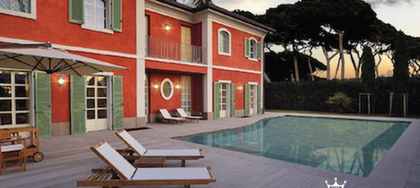 A18010-VA Villa Affitto Forte Dei Marmi