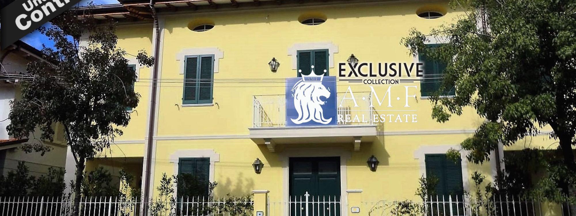 V18105-VA Villa for Sale Forte dei Marmi