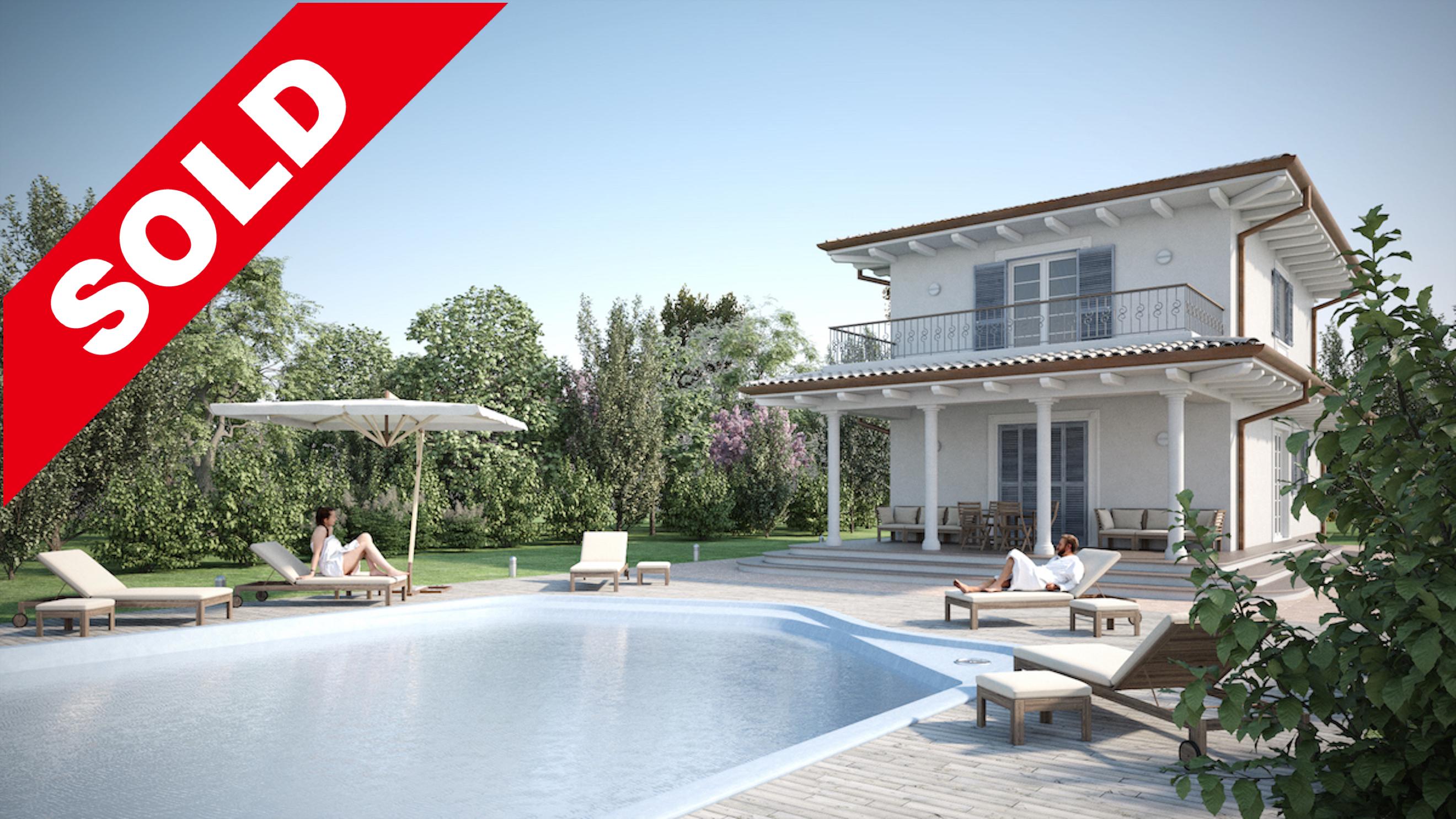 V18104-PVR Villa for Sale near Forte dei Marmi